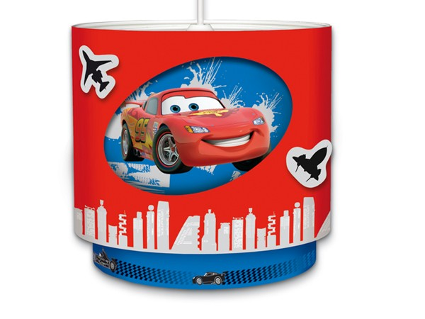 Cars Slaapkamer Goedkoop : Disney Cars Lamp Shade