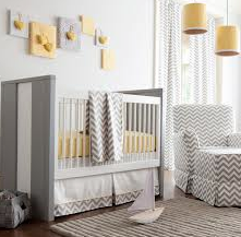 babykamer accessoires geel ~ lactate for ., Deco ideeën