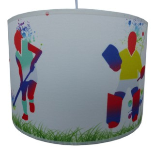 Kinderlamp Hanglamp Hockey 3