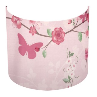 Kinderlamp Wandlamp Little Dutch Pink Blossom