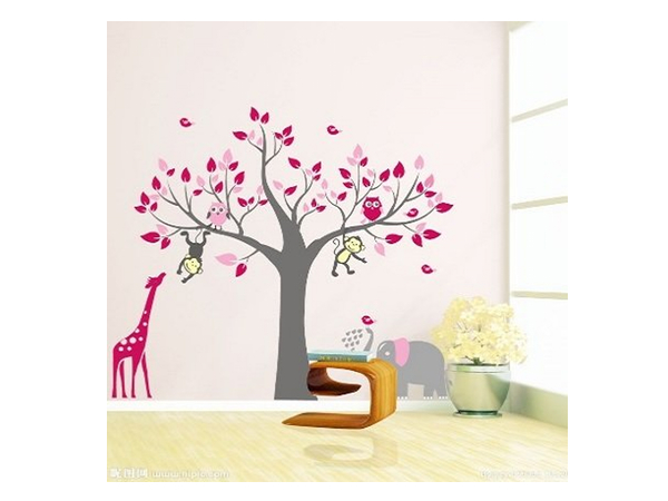 Uitstekend Stickers Babykamer : Polkadot wall stickers i want these children s decor and